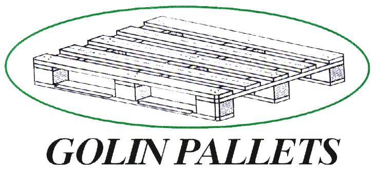 Produzione, vendita e riparazione Palletts | Golin Pallets